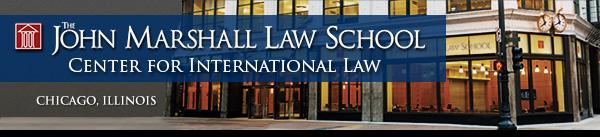 The John Marshall Law School Center for International Law